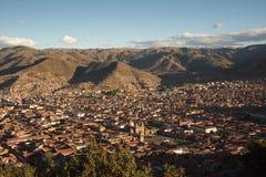 Cuzco Cusco Peru lizenzfreies stockbild