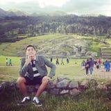 Cuzco - il Perù Fotografie Stock Libere da Diritti