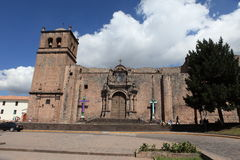 Cuzco the Inca City of Peru Stock Photos