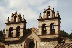cuzco katedralny Peru Zdjęcie Stock