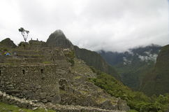 cuzco machu Peru picchu Fotografia Stock