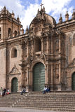 Cuzco - Peru Royalty Free Stock Image