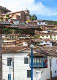 Cuzco in Peru royalty-vrije stock afbeeldingen