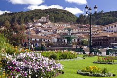 Cuzco - Plac De Armas - Peru