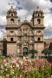 Cuzco - Plaza de Armas - Peru Stock Photo