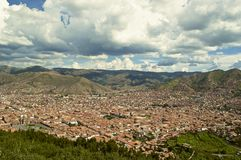 Cuzco Stock Photo