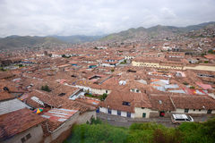 Cuzco Royalty Free Stock Image