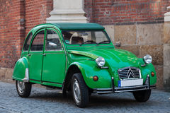 2cv Citroen Obraz Stock