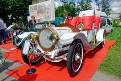 20CV uitstekende auto delaunay-Belleville - Voorraadbeeld Stock Afbeelding