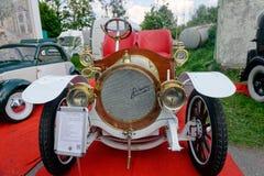 20CV uitstekende auto delaunay-Belleville - Voorraadbeeld Stock Foto