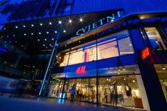 Cvijetni Shopping Mall, Zagreb, Croatia Stock Photos