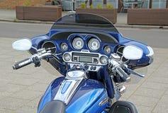 Cvo 1800 del trike di Harley davidson Fotografie Stock