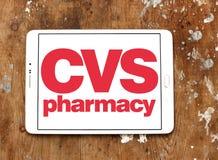Cvs药房商标 库存照片