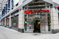CVS apteka Zdjęcia Stock