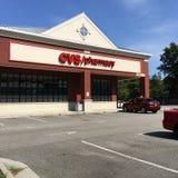 CVS Pharmacy chain store stock image