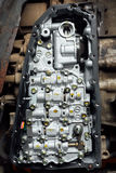 CVT automatic transmission Royalty Free Stock Image