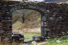 Cwm Pennant arch Royalty Free Stock Photography