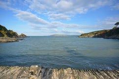 Cwm-yr-Eglwys Cove Royalty Free Stock Photography