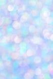 Cyaan en Purpere Glittery-Textuur Als achtergrond Stock Afbeeldingen