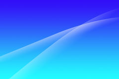 Cyan abstract background Stock Photo