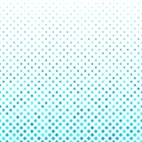 Cyan abstract curved star pattern background. Design Stock Photography