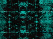 Cyan abstrakcjonistyczny tekstury tło Cyfrowej ilustracyjna sztuka obraz royalty free