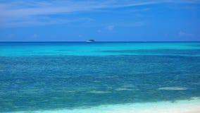 Cyan atol zdjęcia royalty free