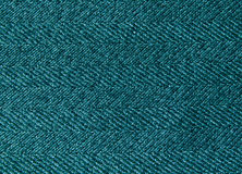 Cyan background, fabric Royalty Free Stock Photo