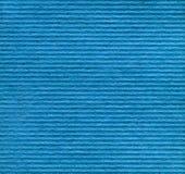 Cyan-blaue Papierbeschaffenheit Lizenzfreies Stockbild