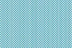 Cyan blue diagonal Gingham pattern. Texture from rhombus/squares for - plaid, tablecloths, clothes, shirts, dresses, paper,. Bedding, blankets, quilts and other royalty free illustration