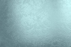 Cyan glass background Royalty Free Stock Photo