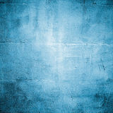 Cyan grunge background or texture Stock Photo