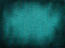 Cyan grunge fabric background Royalty Free Stock Photos