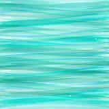 Cyan hav Arkivbilder