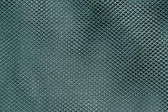 Cyan netto textilmodell Arkivfoto