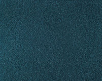 Cyan velvet paper Royalty Free Stock Photography