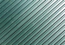 Cyan yttersida för metallplatta Arkivbild