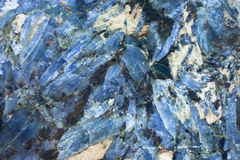 Cyanite Photo libre de droits