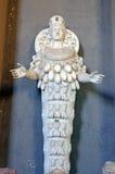 cybele生育力女神雕象 库存照片