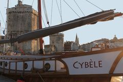 Cybele, La Rochelle ( France ) Royalty Free Stock Photo