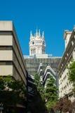 Cybele Palace, giunta comunale di Madrid Fotografie Stock Libere da Diritti
