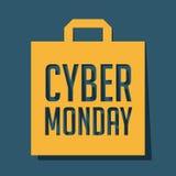 Cyber понедельник Стоковые Изображения RF