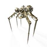 Cyber - araña Foto de archivo