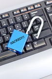 Cyber Attacks Royalty Free Stock Photo