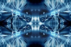 Cyber backgrounds Royalty Free Stock Photos