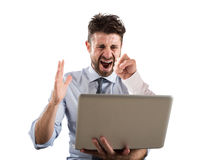 Cyber bullying Stock Images