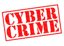 CYBER CRIME Royalty Free Stock Images