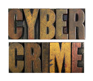 Cyber Crime Royalty Free Stock Photography