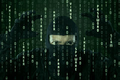 Cyber criminal Stock Photos