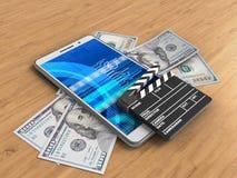 cyber 3d Imagens de Stock Royalty Free